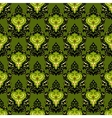 Damask ethnic seamless pattern vector image