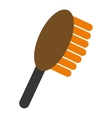 omb barbershop icon vector image
