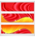 Abstract Colorful Banner  Eps 10 vector image