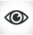 Simple Eye Icon vector image