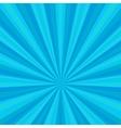 Colored Pop Art blue background vector image