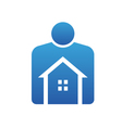 Home Owner vector image