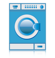 Washer vector image