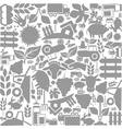Background agriculture vector image