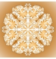 pattern of ethnic ornament for design vector image