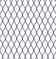 Wire fence on white background vector image