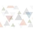 Minimal tech geometric background vector image