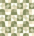 geometric background with rhombs neutral abstract vector image