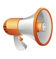 Mouthpiece realistic icon vector image