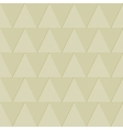 Sand Triangle Pattern vector image