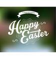 Easter designs vector image