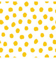 seamless pattern in bright summer colors vector image