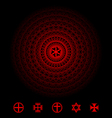 Sacred Symbol vector image