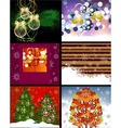 Christmas Designs vector image vector image