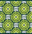 green chrysanthemum seamless pattern texture be vector image