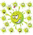 Virus - vector image