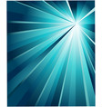 sky background with rays vector image