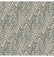 pattern with zigzag black lines vector image