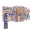the built environment text background word cloud vector image