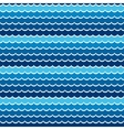 seamless pattern sea or ocean vector image