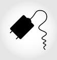 Symbol Plug Power vector image