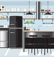 kitchen inspiration design vector image