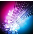 colorful background design vector image vector image