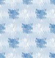 seamless blue volnushki vector image