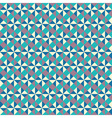 bright geometrical pattern vector image