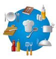 cooking icon vector image
