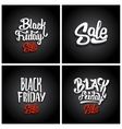 Black Friday Sale backgrounds vector image