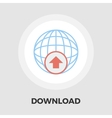 Download flat icon vector image