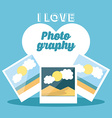 photography design vector image