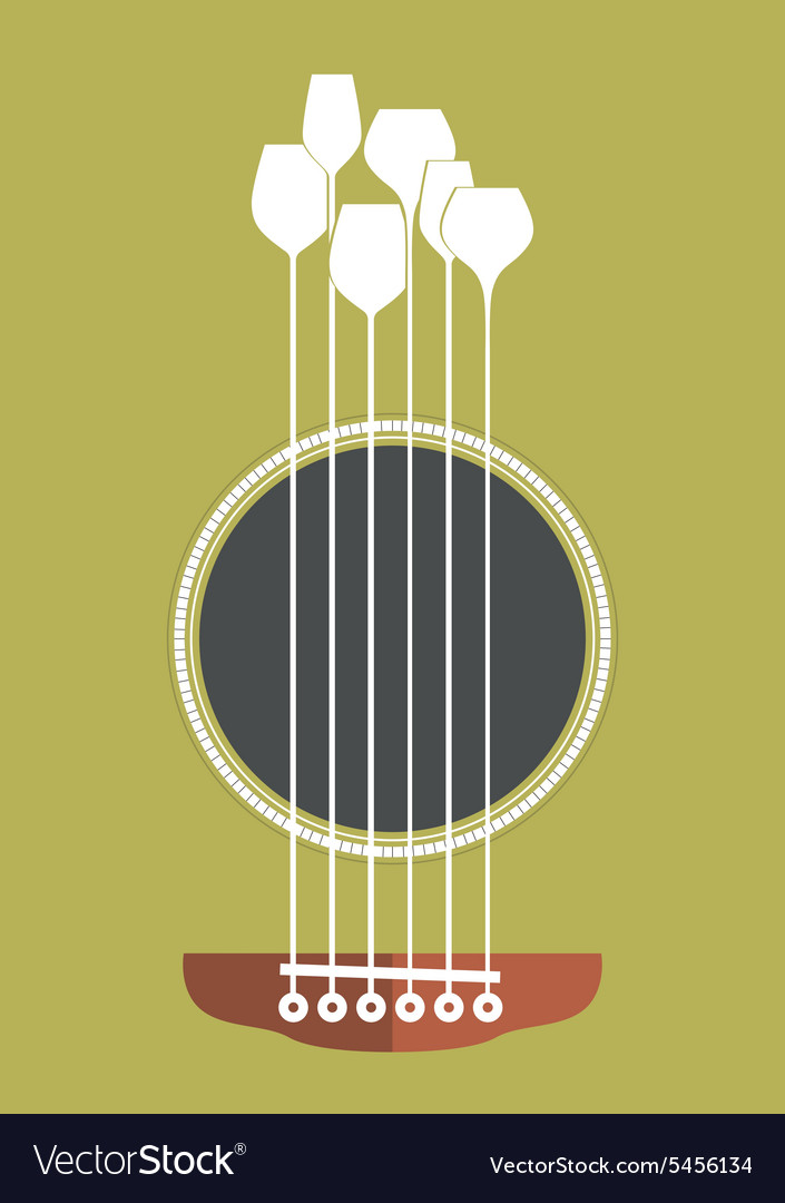 Acoustic party vector