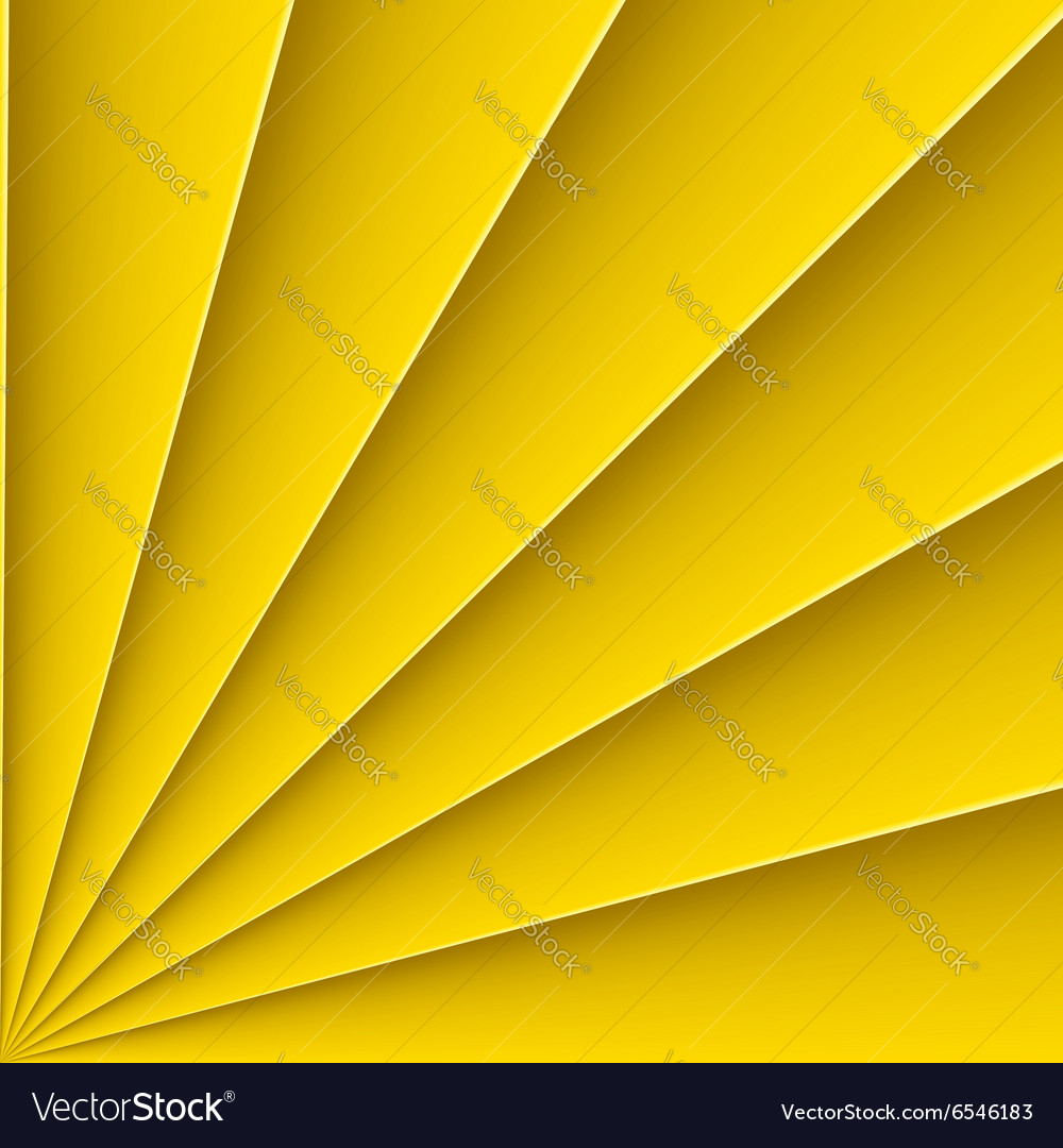 Fan background pattern vector