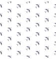 Planes Pattern Seamless vector image