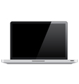 Notebook - Laptop vector image vector image