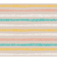 Abstract geometric seamless pattern in pastel vector image