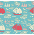 voyage seamless background vector image vector image
