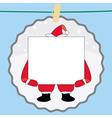 Christmas Card8 vector image