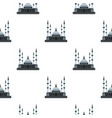 muslim mosque pattern seamless vector image