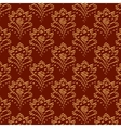 Gold Drapery Texture vector image