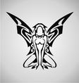 Tribal Angel vector image