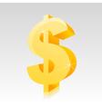 dollar2 vector image