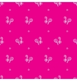hand drawn lollipop seamless pattern vector image