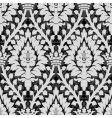 floral crown pattern vector image