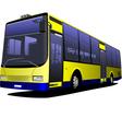 al 0228 bus vector image vector image
