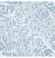 Seamless background of grey vector image