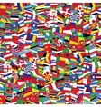flag background texture vector image
