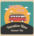 269volk travel vector image
